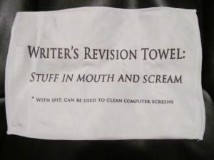 WritersRevisionTowel